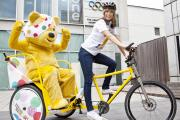 Team Rickshaw to tackle 'Salford to Walford' Challenge